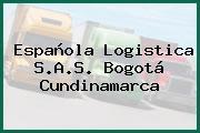 Española Logistica S.A.S. Bogotá Cundinamarca