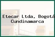 Etecar Ltda. Bogotá Cundinamarca