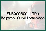 EUROCARGA LTDA. Bogotá Cundinamarca