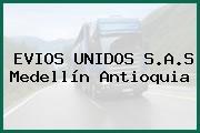 EVIOS UNIDOS S.A.S Medellín Antioquia