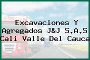 Excavaciones Y Agregados J&J S.A.S Cali Valle Del Cauca