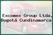 Excomex Group Ltda. Bogotá Cundinamarca