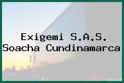 Exigemi S.A.S. Soacha Cundinamarca