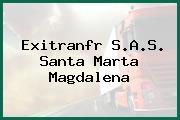 Exitranfr S.A.S. Santa Marta Magdalena