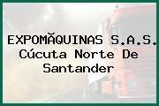 EXPOMÃQUINAS S.A.S. Cúcuta Norte De Santander