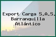 Export Carga S.A.S. Barranquilla Atlántico