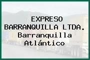 EXPRESO BARRANQUILLA LTDA. Barranquilla Atlántico