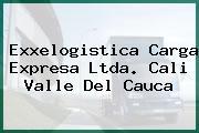 Exxelogistica Carga Expresa Ltda. Cali Valle Del Cauca