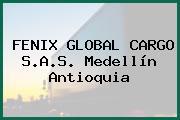 FENIX GLOBAL CARGO S.A.S. Medellín Antioquia