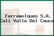Ferremolques S.A. Cali Valle Del Cauca