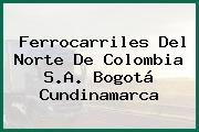 Ferrocarriles Del Norte De Colombia S.A. Bogotá Cundinamarca
