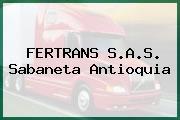 FERTRANS S.A.S. Sabaneta Antioquia