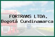 FORTRANS LTDA. Bogotá Cundinamarca