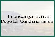Francarga S.A.S Bogotá Cundinamarca