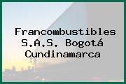 Francombustibles S.A.S. Bogotá Cundinamarca