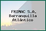 FRIMAC S.A. Barranquilla Atlántico