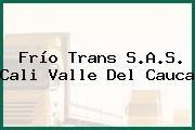 Frío Trans S.A.S. Cali Valle Del Cauca