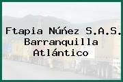 Ftapia Núñez S.A.S. Barranquilla Atlántico