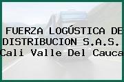 FUERZA LOGÚSTICA DE DISTRIBUCION S.A.S. Cali Valle Del Cauca