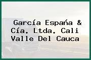 García España & Cía. Ltda. Cali Valle Del Cauca