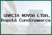 GARCIA NOVOA LTDA. Bogotá Cundinamarca
