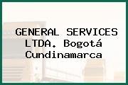 GENERAL SERVICES LTDA. Bogotá Cundinamarca