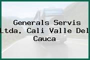 Generals Servis Ltda. Cali Valle Del Cauca