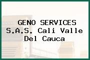 GENO SERVICES S.A.S. Cali Valle Del Cauca