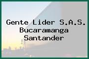 GENTE LIDER S.A.S. Bucaramanga Santander