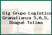 Glg Grupo Logístico Granalianza S.A.S. Ibagué Tolima