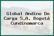 Global Andino De Carga S.A. Bogotá Cundinamarca