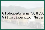 Globopetrans S.A.S. Villavicencio Meta