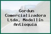 Gordun Comercializadora Ltda. Medellín Antioquia