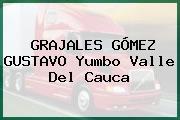 GRAJALES GÓMEZ GUSTAVO Yumbo Valle Del Cauca