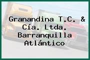 Granandina T.C. & Cía. Ltda. Barranquilla Atlántico