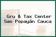 Gru & Tax Center Sas Popayán Cauca