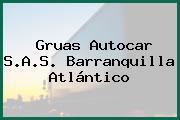 Gruas Autocar S.A.S. Barranquilla Atlántico