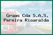 Gruas Cda S.A.S. Pereira Risaralda