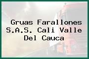 Gruas Farallones S.A.S. Cali Valle Del Cauca