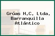 Grúas H.C. Ltda. Barranquilla Atlántico