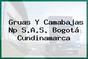 Gruas Y Camabajas Np S.A.S. Bogotá Cundinamarca