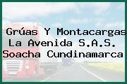 Grúas Y Montacargas La Avenida S.A.S. Soacha Cundinamarca