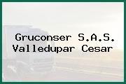 Gruconser S.A.S. Valledupar Cesar