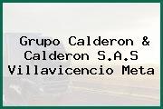 Grupo Calderon & Calderon S.A.S Villavicencio Meta
