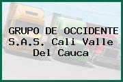 GRUPO DE OCCIDENTE S.A.S. Cali Valle Del Cauca