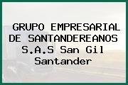 GRUPO EMPRESARIAL DE SANTANDEREANOS S.A.S San Gil Santander