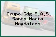 Grupo Gdg S.A.S. Santa Marta Magdalena