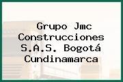 Grupo Jmc Construcciones S.A.S. Bogotá Cundinamarca