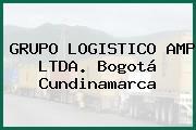 GRUPO LOGISTICO AMP LTDA. Bogotá Cundinamarca