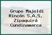 Grupo Majoldi Rincón S.A.S. Zipaquirá Cundinamarca